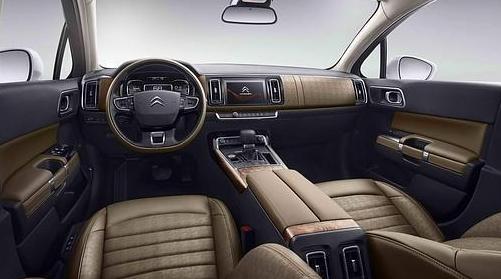 AutoChina 2016 - Citroen C6