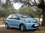 Prueba Toyota Aygo City Cool Soda
