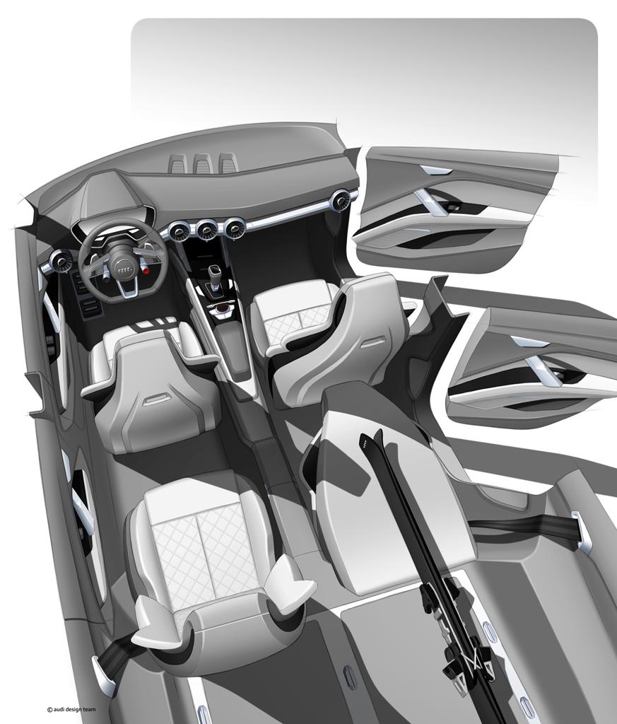Audi presenta SUV en el Salón de Pekin Motor Show 2014
