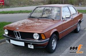BMW Serie 3 E21, primer serie 3_result