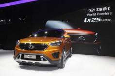 Hyundai ix25 Concept