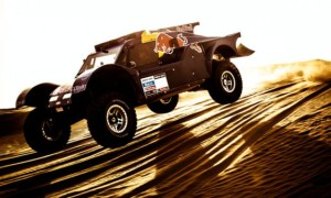Buggy Carlos Sainz Red Bull Dakar 2014