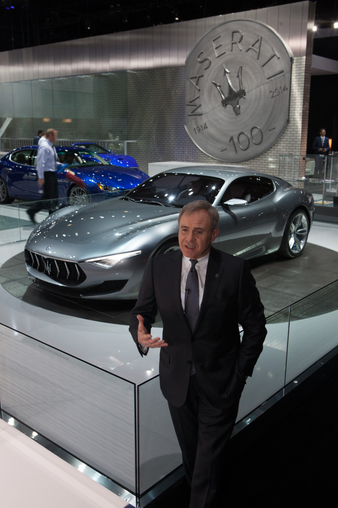 CEO Maserati_Harald Wester interview_salone_Los_Angeles