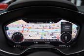 Audi presenta el interior del nuevo TT en el CES de Las Vegas