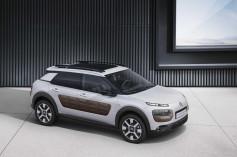 Ya esta a la venta el nuevo Citroën C4 Cactus