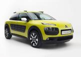 Ya salen a la luz las imágenes del C4 Cactus de Citroën