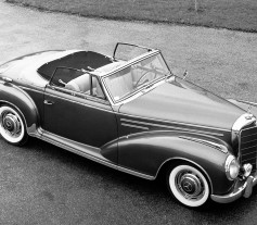 Mercedes-Benz 300 Sc Roadster 1956