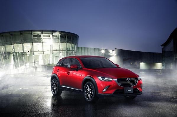 El Nuevo Mazda CX-3 ya está aquí