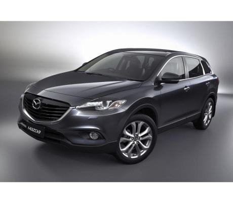 Nuevo Mazda CX-9, en España en Diciembre