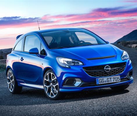 El Opel Corsa OPC viene con fuerza. Precio: 22.000€