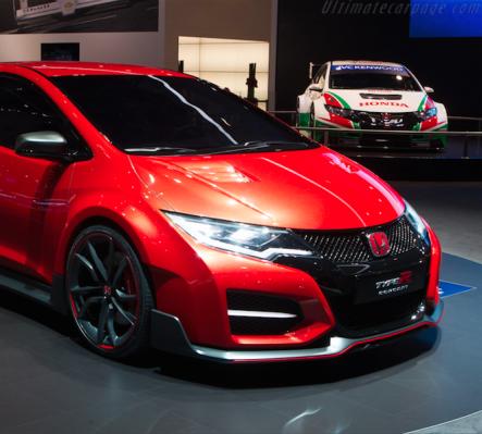 El Honda Civic Type R 2015, el más rápido en Nürburgring, vídeos