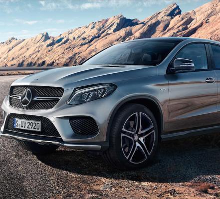 Nuevo Mercedes GLE Coupé, el SUV más deportivo