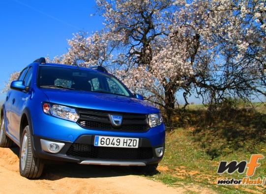 Prueba Dacia Sandero Stepway 1.5 dCi 90, 'el más chulo'