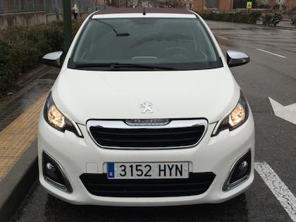 Prueba del Peugeot 108 1.2 PureTech, aún mejor