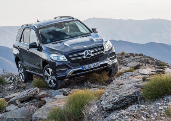 Todos los detalles del nuevo Mercedes GLE 2015, adiós al ML