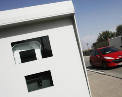 Los diez radares que más multan en España