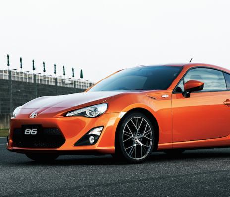 11 curiosidades que tienes que conocer del Toyota Gt86