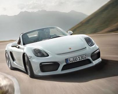 Estreno del nuevo Porsche Boxter Spyder, vuelve a sentir un deportivo