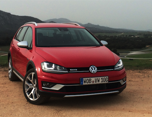 Volkswagen Golf Variant Alltrack, el 4Motion a prueba