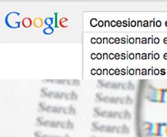 Atención concesionarios: Cambio en el algoritmo de Google en abril