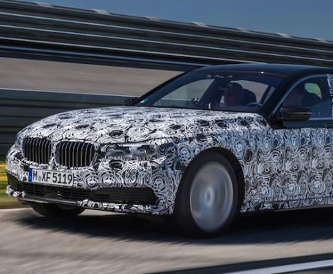 Lo que viene con el nuevo Serie 7 de BMW para 2016