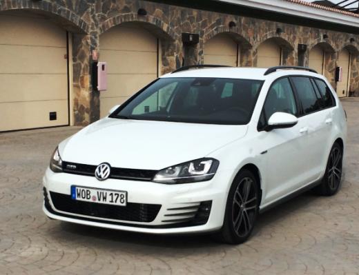 Volkswagen Golf Variant GTD, con cabeza y corazón