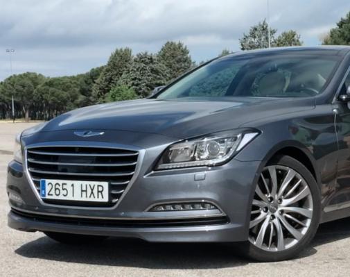 Prueba Hyundai Genesis 2015, lujo asiático a la europea