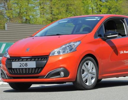 El BlueHDi de Peugeot batiendo récords de bajo consumo