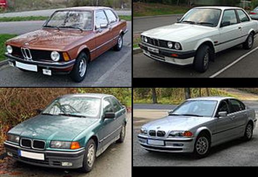40 años de la serie 3 de BMW ¿cuál me compro de segunda mano?