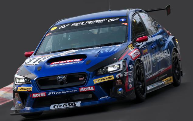 Plan para este fin de semana: 24 horas Nürburgring 2015
