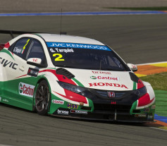 Civic WTCC Previa Marrakech 2014