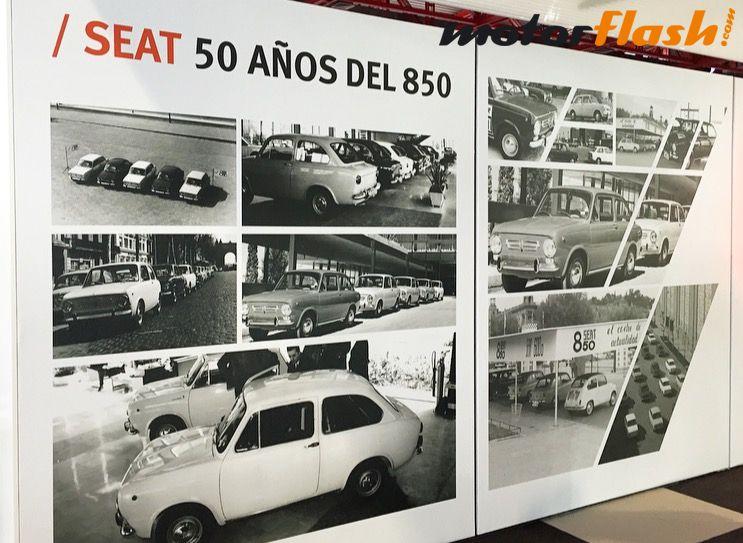 50 Aniversario del Seat 850