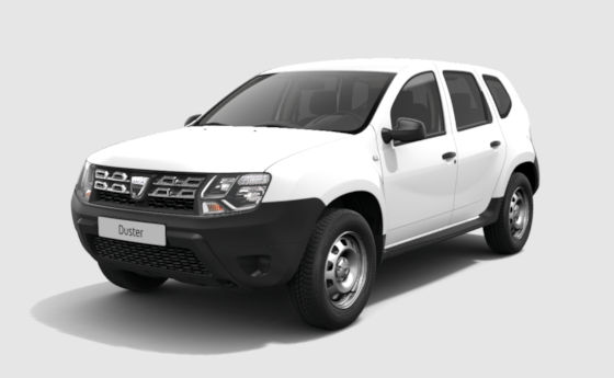 Dacia Duster Base