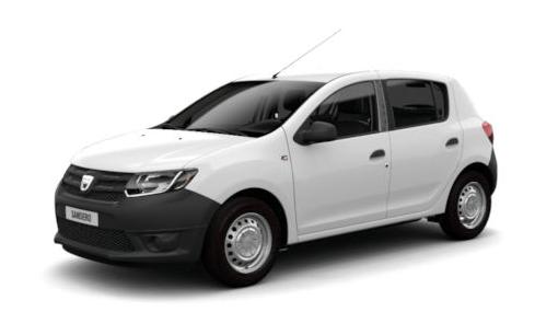 Económicos Dacia Sandero BASE