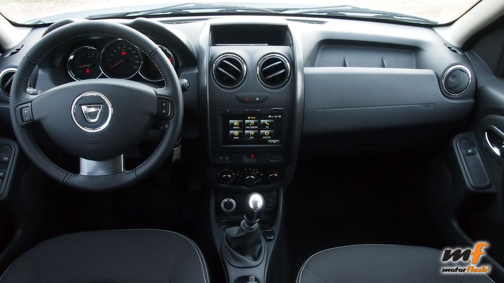 Prueba dacia duster 2015 un todoterreno lowcost - Dacia duster 2017 interior ...