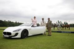 Maserati y La Martina, anfitriones del Centennial Polo Tour de Maserati en Reino Unido