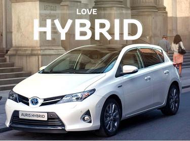 Para Toyota ya es el momento: híbridos para todos