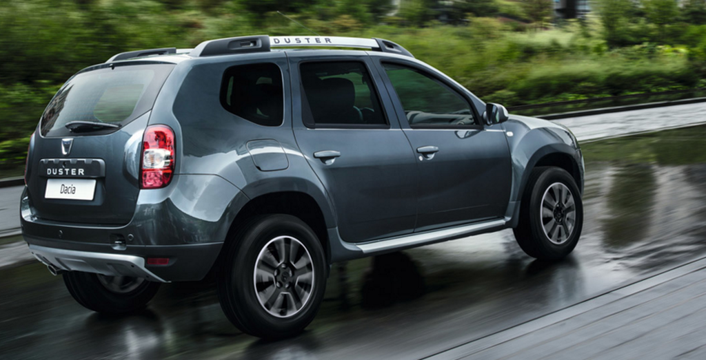 el dacia duster 2016 actualizado y mejorado. Black Bedroom Furniture Sets. Home Design Ideas