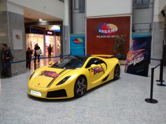 El Need for Speed, GTA Spano Tour llega a Madrid y Barcelona