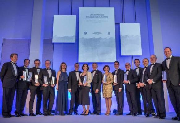 4ª edición de los Excellence Awards de Volkswagen
