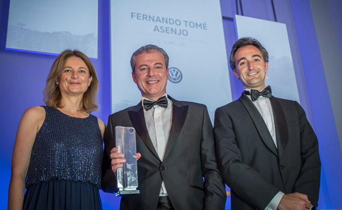Excellence Awards F. Tomé