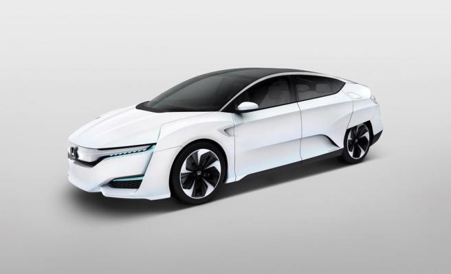 Nuevo Honda FCV Concept, la pila de combustible, más cerca