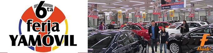 Feria de coches de segunda mano en Madrid