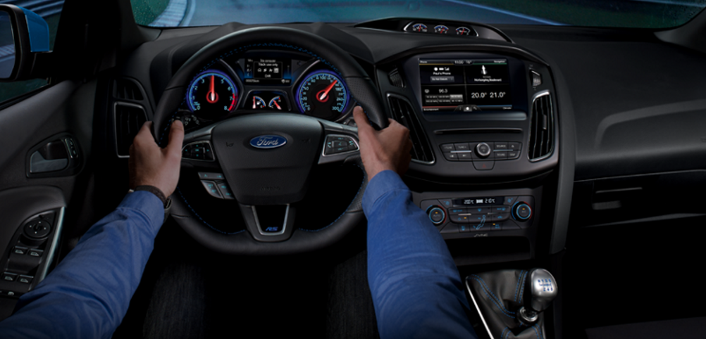 Ford Focus RS Interior