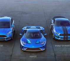 Nueva Línea Ford Performance