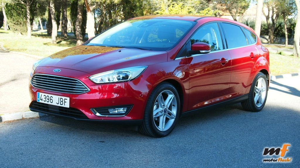 Ford Focus Ecoboost 2015