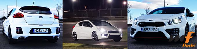 Prueba Kia Pro Ceed GT