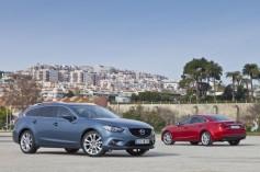 Mazda6 el vehículo más seguro del mundo