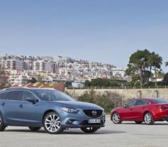 Gama Mazda6 vehículo más seguro del Mundo