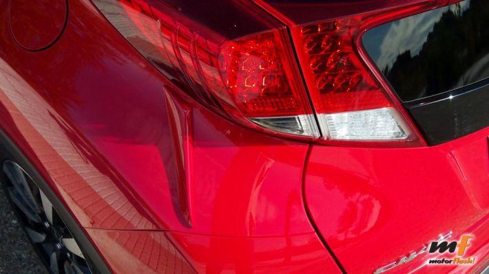 Prueba Honda Civic, una estrella en todos los sentidos